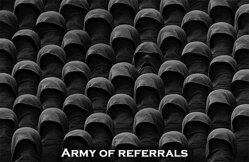 Армия рефералов